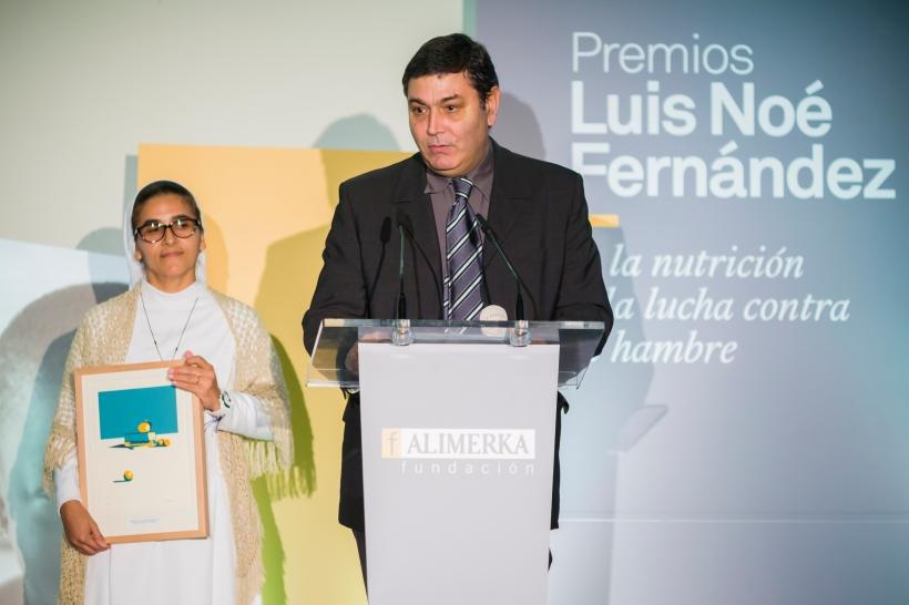 Premiado Lucha contra el hambre 2017