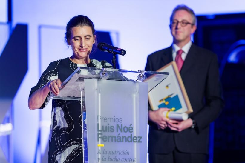 Centro de Estudios Rurales y de Agricultura Internacional (ONGD CERAI), galardonado en la categoría de Lucha contra el hambre